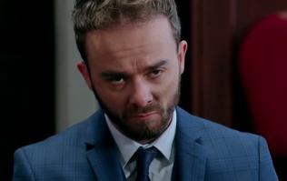 Corrie to introduce another dark storyline for David Platt as he stabs rapist Josh in prison