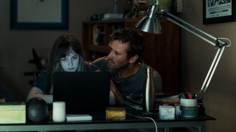 WATCH: Armie Hammer and Dakota Johnson are pushed to the edge in chilling new film Wounds
