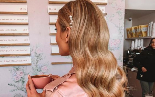 Antique Gold hair is the new kind of blonde that everyone needs to try in 2019