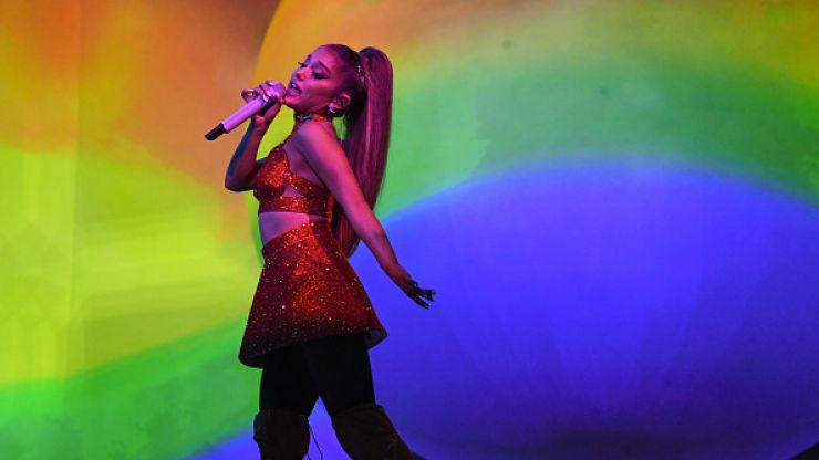 'Thank u, Dublin' - Ariana Grande waves goodbye to Ireland after three sell-out shows