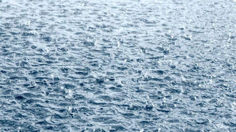 Met Éireann issues rainfall warning for four counties