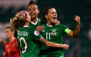 You can help make history by supporting the Ireland women's soccer team this month