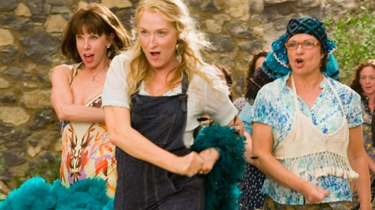 There's a Mamma Mia! restaurant event coming to London and lads, imagine