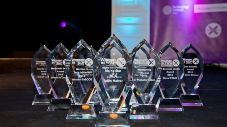 Here are all of the finalists for this year's Women In Tech Awards