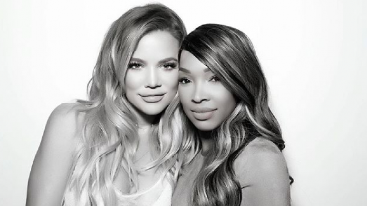 Malika Haqq, Khloe Kardashian's BFF, has announced that she's expecting her first child