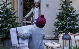 The White Company's Christmas shop is now open – and hello all the Scandi festive feels