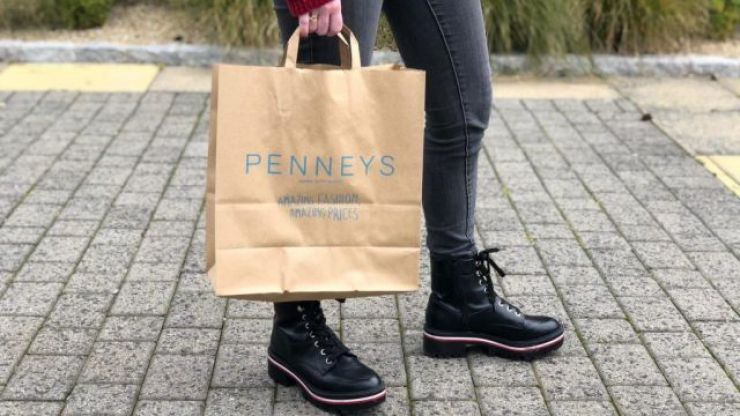 We're going to be living in these gorgeous €22 Penneys boots all winter