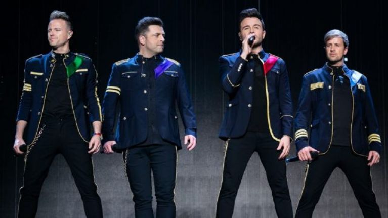 YES! Westlife have just added an EXTRA Páirc Uí Chaoimh date