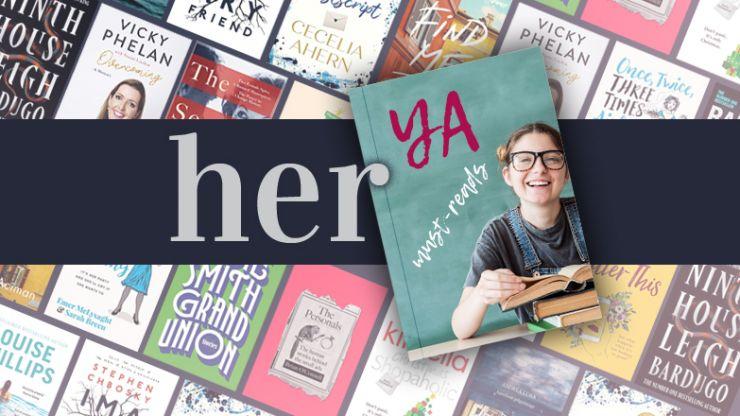 17 YA books which you definitely should read in 2019