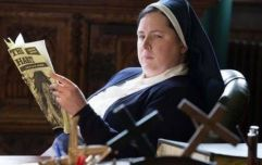 Clear your schedule – Sister Michael from Derry Girls is on The Ray Darcy Show tonight
