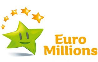 Someone in Ireland won €500,000 in Friday night's EuroMillions draw