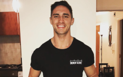Greg O'Shea just launched his own sustainable clothing line, and it's actually very cool
