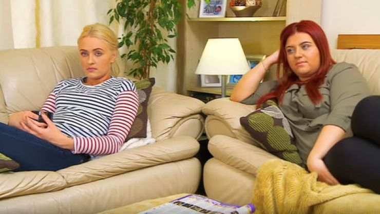 Gogglebox viewers upset with sisters Ellie and Izzi after controversial #MeToo joke