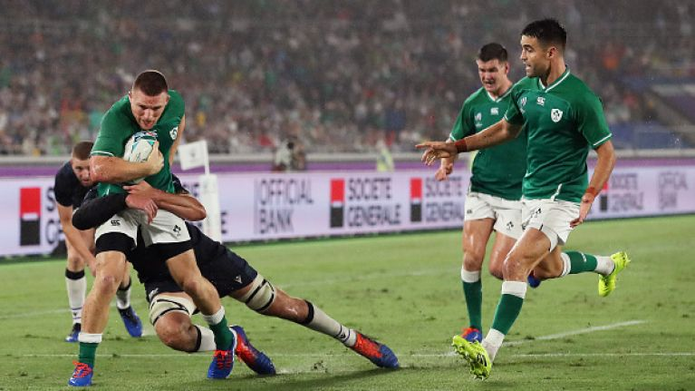 Three Irish stars top player ratings after incredible performance against Scotland