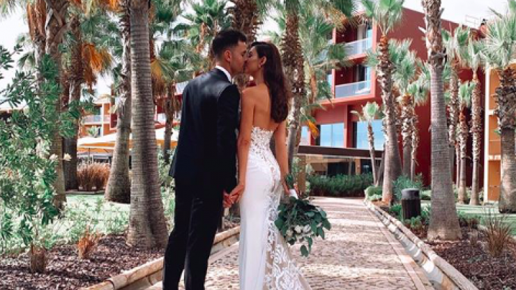 Terrie McEvoy shares her 'favourite thing' from her breathtaking wedding in Portugal