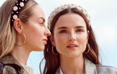 Alice & Blair is taking over! The incredible hairbands everyone is wearing