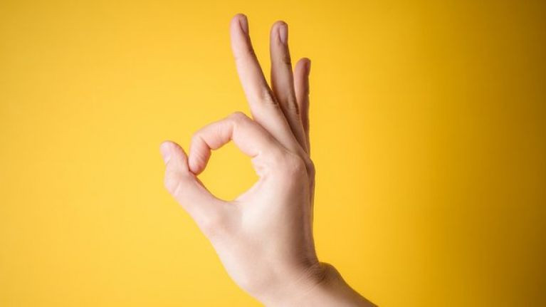 'OK' hand sign added to list of hate symbols