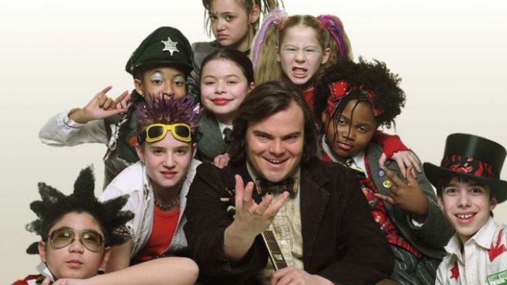 The cast from School of Rock just had a major reunion, and they're all SO grown up