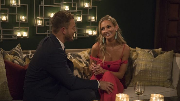 This Bachelor contestant used a fake Australian accent to 'stand out' and we have so many questions