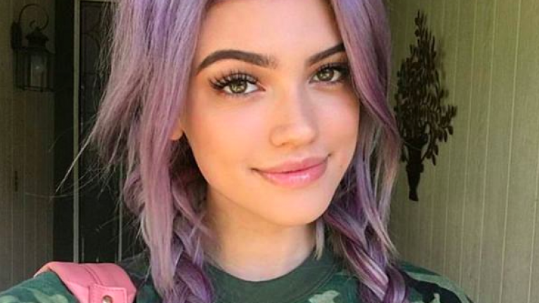 Soft lilac hair is the hottest colour trend of summer 2019, and we're in love