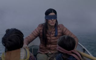Unseen photos of Bird Box creatures have been posted to Instagram
