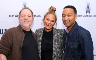 John Legend defends appearing in Surviving R Kelly doc following reshare of old Weinstein photo