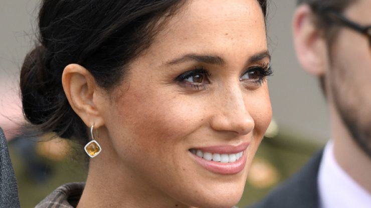 """Meghan Markle's """"go-to"""" face mask sounds like a protein shake but we're intrigued"""