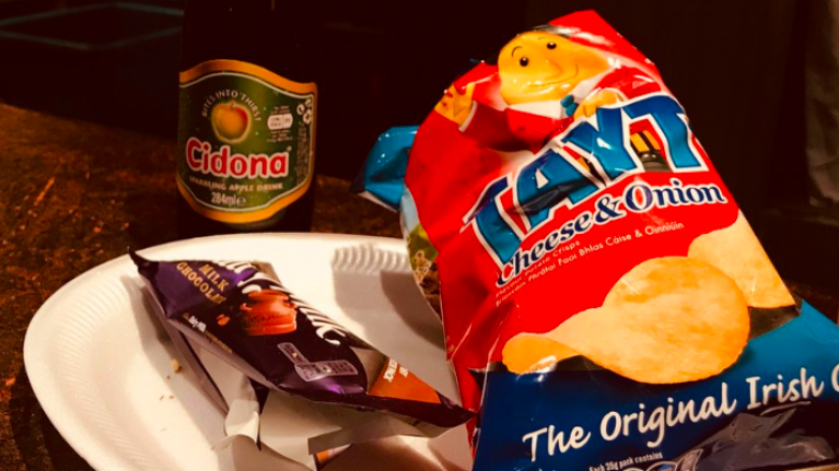 Living in London? A shop selling ALL Irish food products has opened in the city centre