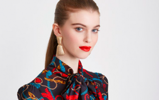 You'd never guess these €30 blouses are from Dunnes Stores, they look SO expensive