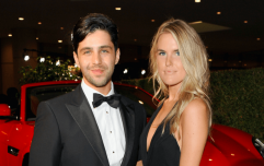 Drake and Josh's Josh Peck and his wife, Paige, have welcomed their first child