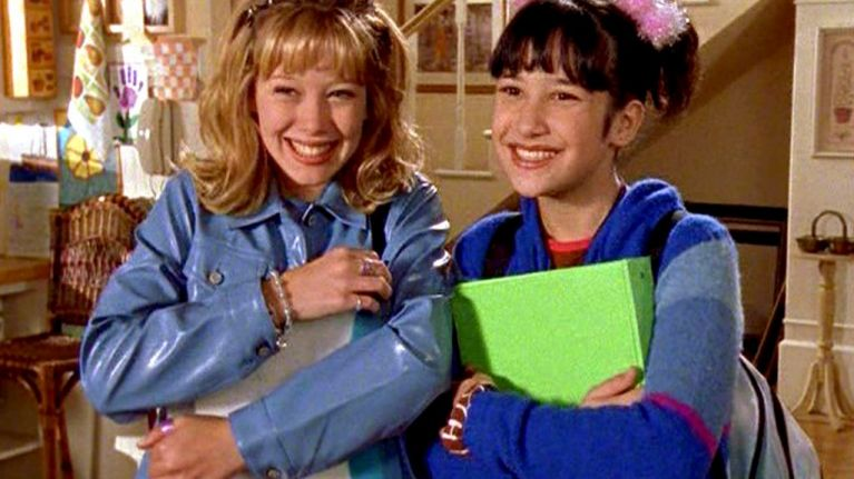 We're pretty sure Hilary Duff just confirmed a Lizzie McGuire REBOOT, and we're screaming