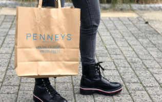 These €12 Penneys trousers come in three gorgeous colours and are perfect for work
