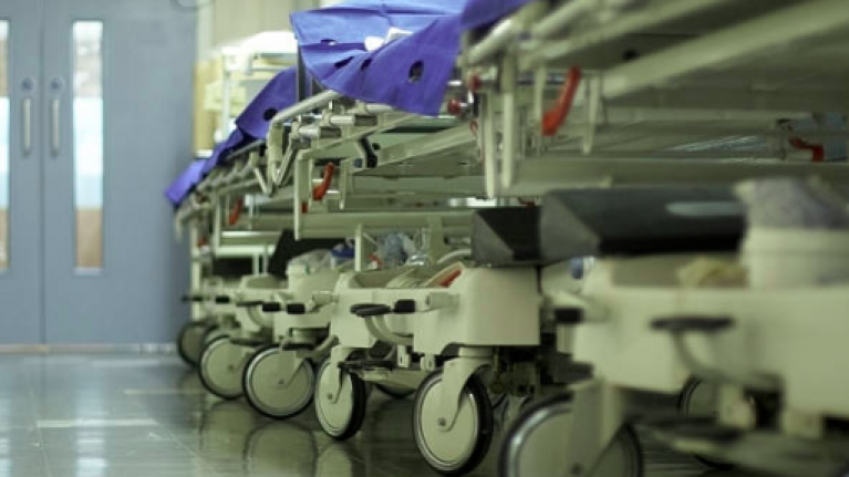 Hospital overcrowding at its worst last year, new report shows