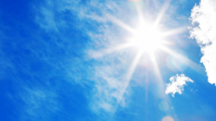21 degrees and sunny spells: Met Éireann's latest forecast is making us very happy