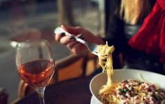 The amount of pasta we *should* be eating is way smaller than expected