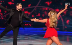 Brian McFadden danced to a Westlife song on Dancing on Ice and people were FUMING