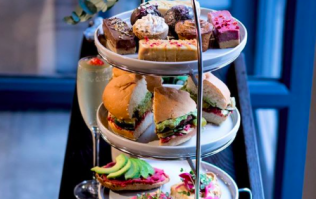 This Dublin restaurant is now serving vegan afternoon tea and it's Insta perfection