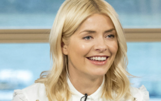 Everyone is saying the same thing about the dress that Holly Willoughby wore today