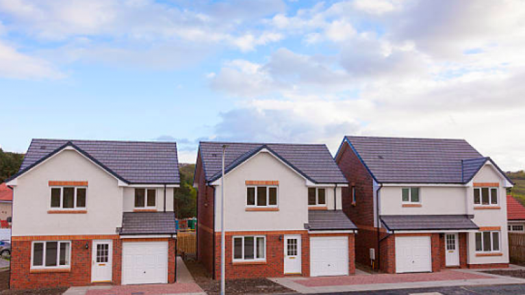 People who live in detached houses are less stressed than those who don't, study finds
