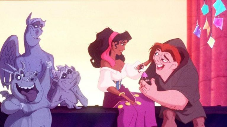 Disney's The Hunchback of Notre Dame is getting a live action remake