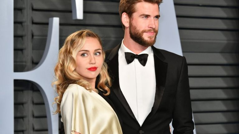 Miley Cyrus responds to rumours she is expecting her first child