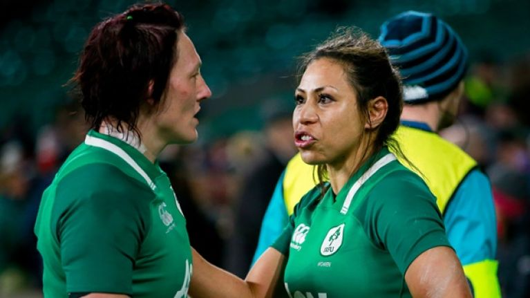 Eight new faces named in Ireland women's Six Nations squad