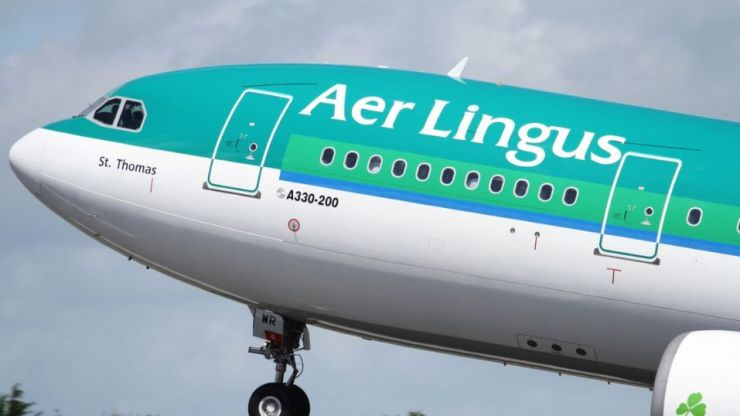 Aer Lingus unveils new brand logo for the first time in 20 years