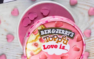 Ben & Jerry's is launching a new flavour for Valentine's Day and it sounds to die for