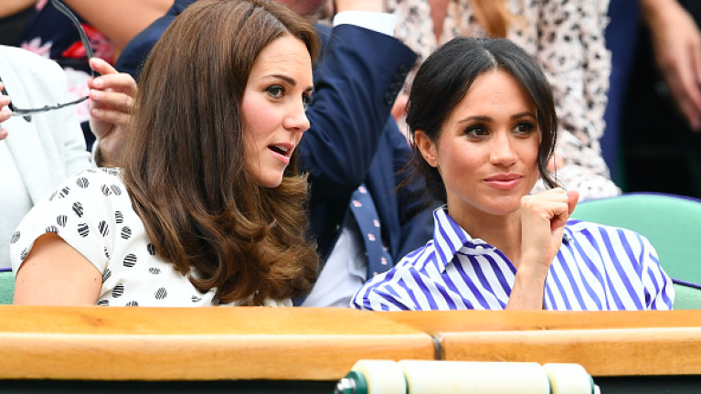 Meghan Markle decides on a birth plan and people think her choice is a dig at Kate Middleton