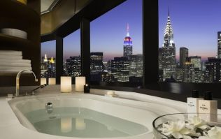 The Queen's New York apartment is MAD trendy - and the one below is now available