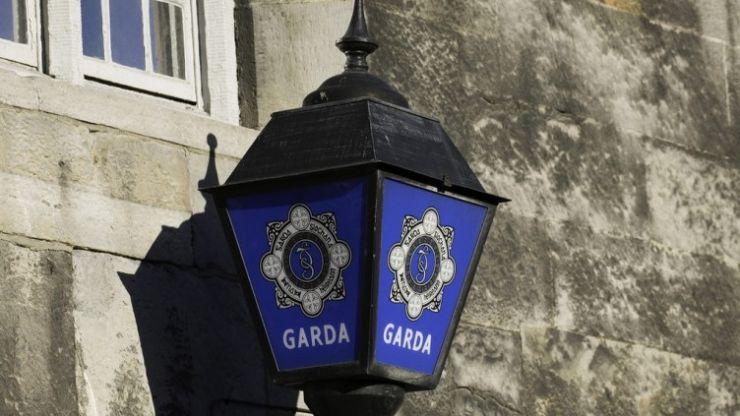 An Irish sports star was arrested last night following allegations of rape