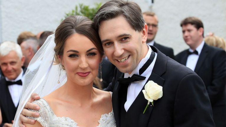 Simon Harris has chosen a beautiful Irish name for his newborn daughter
