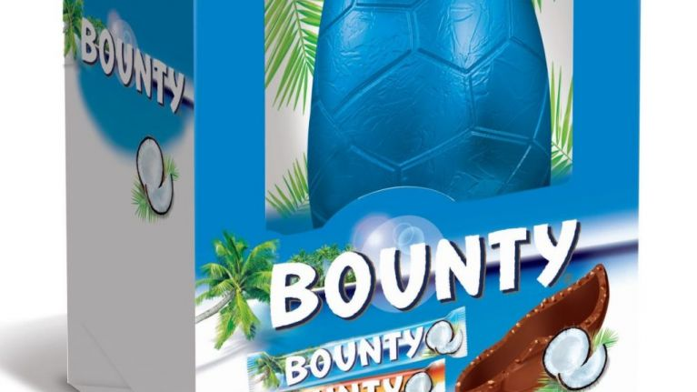 Bounty Easter eggs officially exist, and you'll either love them or HATE them