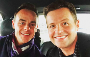Ant McPartlin fights back tears after 'really, really emotional' return to Britain's Got Talent